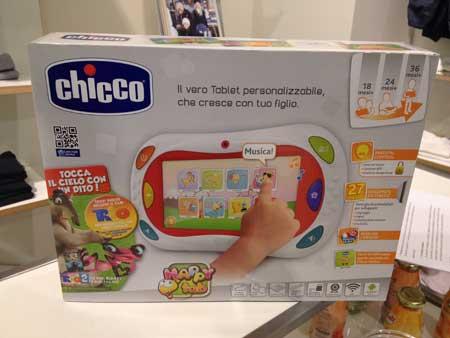 Tablet chicco prezzo applicazione per smartphone for Prezzo scivolo chicco