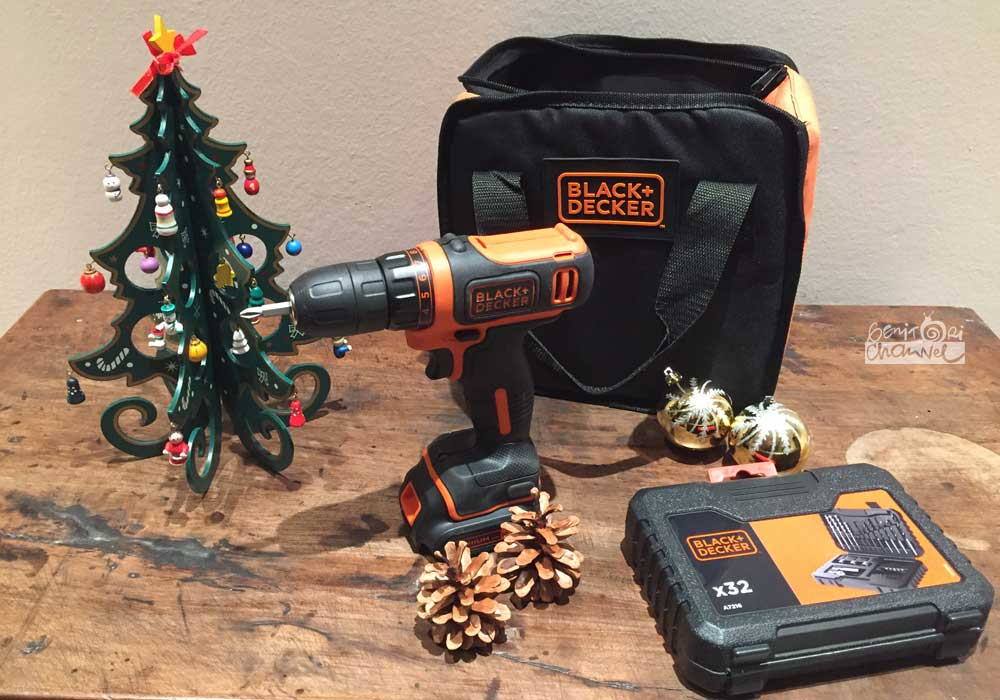 Blackdecker regalo lui