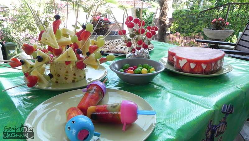 Favorito Baloon tennis e feste di compleanno d'estate SZ83
