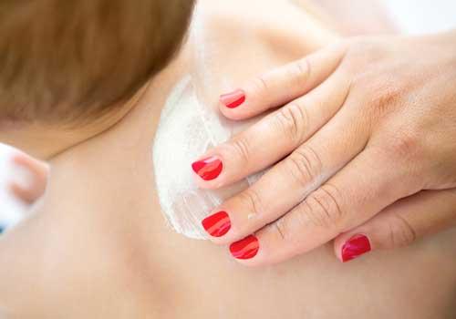 Cura di eczema di rimedi di gente di psoriasi