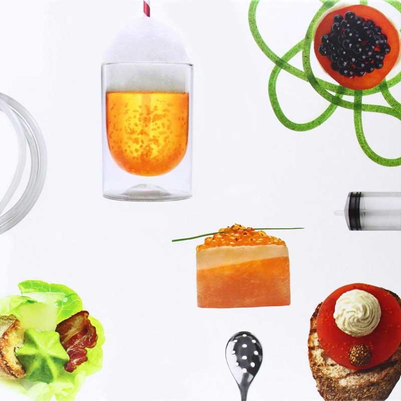 il kit di cucina molecolare