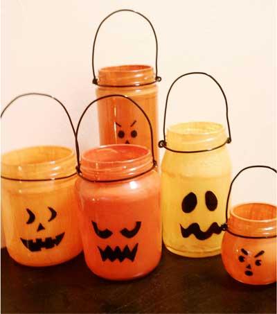 10 zucche di halloween fai da te for Zucca di halloween fai da te