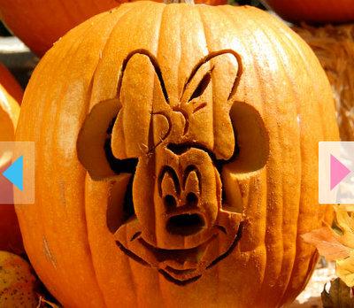 Come intagliare la zucca di Halloween  5 idee divertenti 3aec8081bd51
