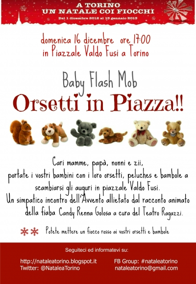 flash mob orsetti
