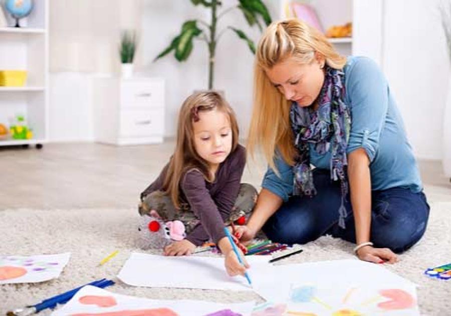 Imparare dalle immagini che i bambini ti danno