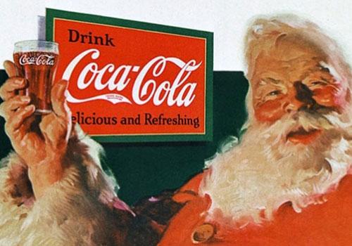 Coca Cola Babbo Natale.Mamma Lo Sai Che Babbo Natale L Ha Inventato La Coca Cola