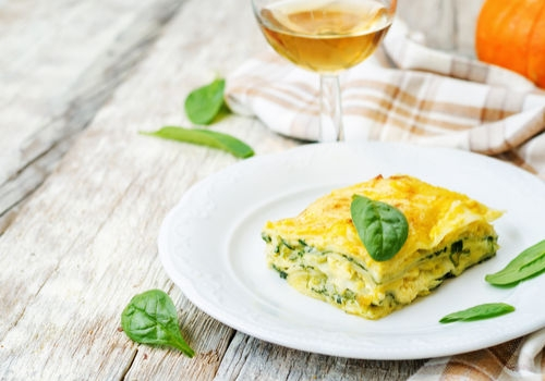 Lasagne vegetariane: ricetta di una nonna sprint