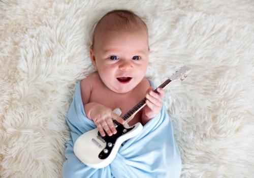 Canzoni in inglese per bambini piccoli e neonati