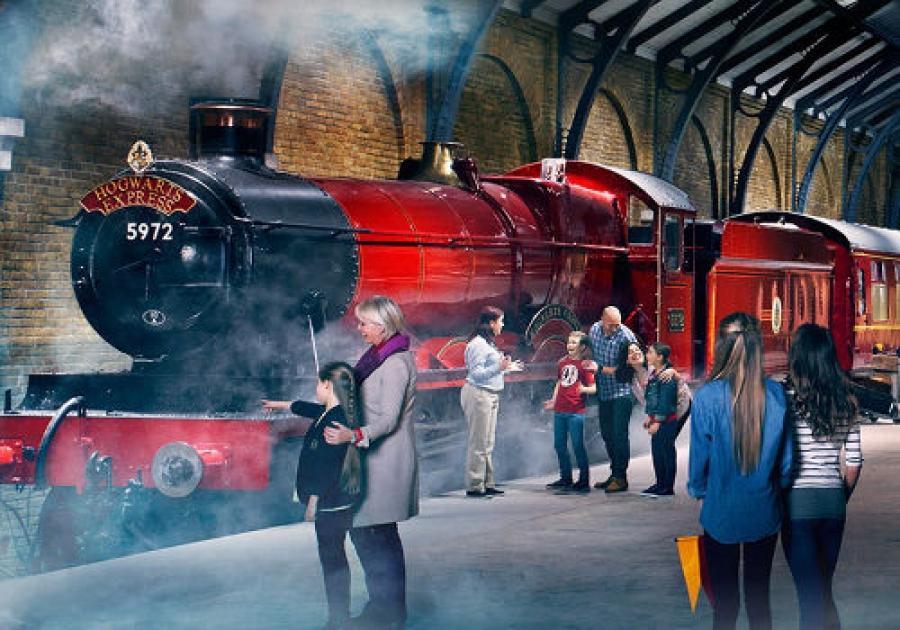 Londra: il parco di Harry Potter