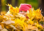 I primi freddi: quanto coprire i bambini