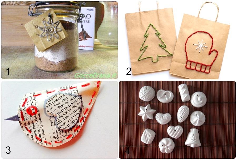 10 regali di Natale fai da te da fare con i bambini