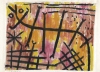 Paul Klee, Assjel in Gehge (Onisco dentro il recinto), 1940, Zentrum Paul Klee  Berna